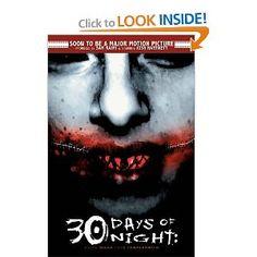 steve niles: 30 days of night