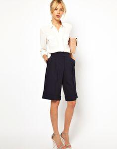 Long Length Shorts