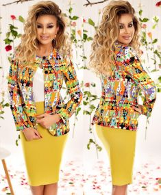 Compleul Adalia multicolor Floral Tops, Costume, My Style, Women, Fashion, Moda, Top Flowers, Fashion Styles, Costumes