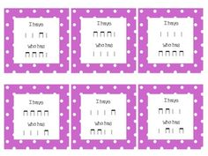 Elementary music rhythm games - I Have, Who Has - a game to practice ta, titi, and ta rest. Can be used with any system for reading rhythms. Music Class Rules, Music Lessons, Music Theory Games, Rhythm Games, Music Classroom, Classroom Ideas, Music Worksheets, Music School, Primary Music