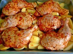 Potato Salad, Shrimp, Potatoes, Meat, Vegetables, Ethnic Recipes, Comb, Essen, Potato
