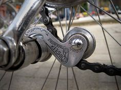 Simplex made in Italy Beautiful old derailleur