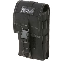 Multi-purpose tool pouch designed for your everyday micro-organizational needs. Tri-Carry Series Pouches have three modes of carry: Wear with belt loop, add a 1