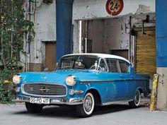 75 Jahre Opel Kapitän