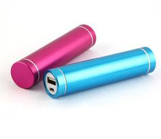 Power Bank Rapid Charger from sheerFAB.com POWER BANK RAPID CHARGER  $9.75 $18.00  This little guy will rapid charge your phone, tablet, camer and more. A 2600mAh external battery charger that fits inside your pocket, handbag or anywhere else.