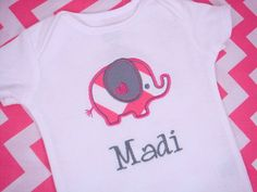 pictures of baby girl outfits with elephants | Baby Girl Clothes Baby Girl Outfit by sweettulipsboutique, $17.95