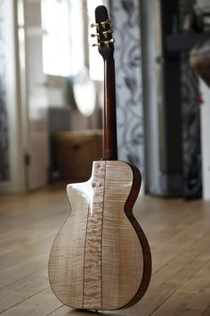 Archtop guitars - NK Forster Guitars