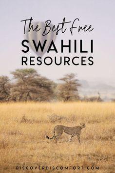 The Very Best Free Swahili Resources — Learn Swahili like we did