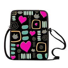 Love Cats Fun Pattern Cool Patterns, Cool Cats, Phone Cases, Love, Fun, Bags, Amor, Handbags, Bag
