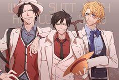 Ace, Luffy & Sabo | One Piece