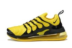 Nike Air Max 720 Flyknit Black Running Shoes NIKE ND014083
