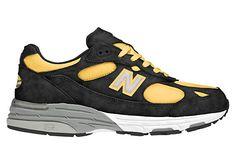 New Balance Custom 993 - New Balance - US    Mizzou Tigers colors: Black w/ Gold accents