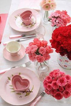 Decor   40 mesas para namorar
