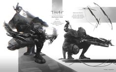 Thief_Game_Concept_Art_SteamBot_11_Marksman.jpg (1127×700)