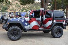 Americana Jeep