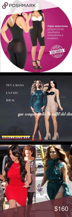 Faja/Bodyshaper MeliBelt New body shapers/fajas. You can always order over the phone...it's cheaper. No posh fees. 9562435866 or online www.lwnsfajas.com Dresses