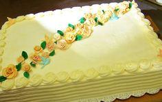 Birthday cake by Kiss Me Cakes