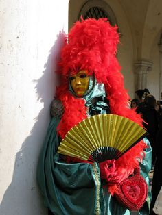 Costumes around Piazza San Marco. From our February 2009 trip to Venice, Italy. Check out T&T's Real Travels in Carnevale for a video preview of our DVD, available on Blu-ray too.