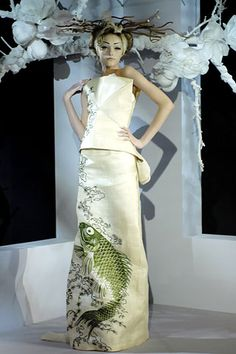 Christian Dior's Haute Couture Creation Collection