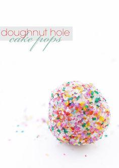 DIY-doughnut-cake-pop