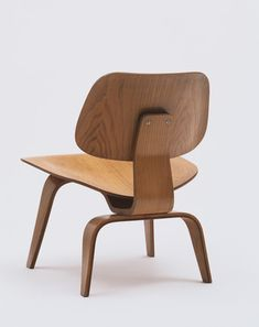 Charles Eames. Low Side Chair. 1946