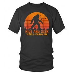 ca06e1fd 7 Best Hide and Seek World Champion T-Shirt images | Champion ...