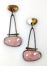 Elaine Rader Jewelry Holiday Online Show, Earring Galleries, Sterling Silver and Gold