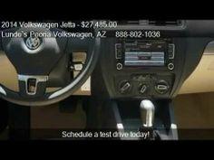 Phx VW | 2014 Volkswagen Jetta TDI for sale in Peoria, AZ 85382 | Phoeni... Lunde's Peoria Volkswagen Phoenix, AZ www.peoriavw.com #vw #volkswagen