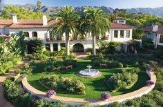 Four Seasons Santa Barbara, CA  Been 4 times.  Perfect place.  Perfect memories of every visit.