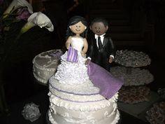Crie com o Coração: Emerson e Paula, meus primeiros noivinhos!