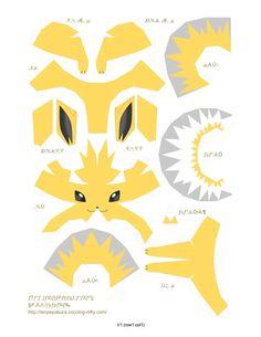Inviting Tutorials Pokemon Papercraft Printouts 2019 - kb big picBack To 57 Pokemon Papercraft PrintoutsIncredible Guides Pokemon Papercraft Printouts 2019 - large Papercraft Pokemon, Pokemon Craft, Pokemon Party, Pokemon Birthday, 3d Paper Crafts, Paper Crafts Origami, Origami Art, Paper Toys, Pokemon Printables