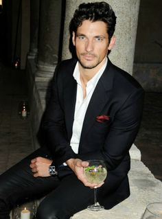 Marie a la Mode: David Gandy: The Dude's Got Style