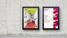 GDS-tagit_Plakate_FEB2016 Frame, Design, Home Decor, New Job, Communication, Photo Illustration, Picture Frame, Decoration Home, Room Decor