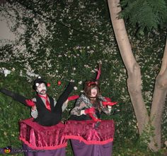 The Contortionists - 2013 Halloween Costume Contest via @costumeworks