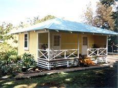The Kohala Club Hotel cottage, $56/night