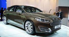 Ford Mondeo Vignale 2014 » Los Mejores Autos