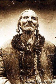 Taltos, a Hungarian shaman