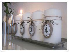 Sisustus ja Sepustus: Ensimmäisestä Adventista alkaa joulunodotus Nordic Christmas, Winter Christmas, Christmas Home, Christmas Crafts, Christmas Decorations, Xmas, Candle Lanterns, Candle Sconces, Candles