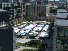 The Piazza at Schmidts in Philadelphia