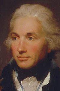 Horatio Nelson (1758 - 1805) Detail of portrait by Lemuel Francis Abbott
