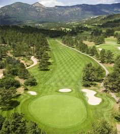 USAFA Golf Course - Eisenhower golf course