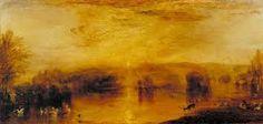 תוצאת תמונה עבור the lake petworth: sunset fighting bucks