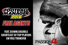 Football Manager 2016 Free Agents – Ultimate List of Free Transfer Players