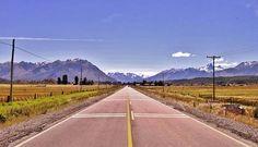 vista Andes en Cholila, Chubut