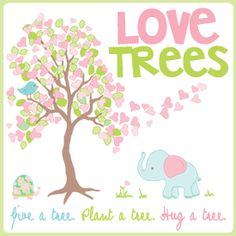 Love Trees button - add it to your blog. FREE button code here: http://www.lovetrees.ca/blog/