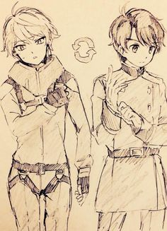 Inaho and Slaine switch places....man I wonder how the whole show would've turned out if it was like this...