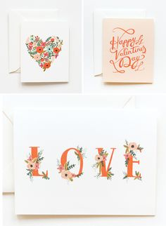 Rifle paper company items (I've bought very similar for Bridesmaids etc)