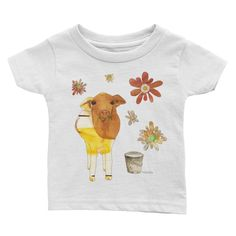 Dairy Cow - Infant T-Shirts