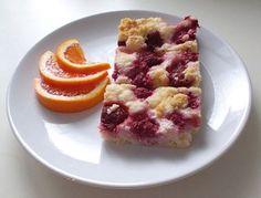 Tvarohový koláč s mrveničkou