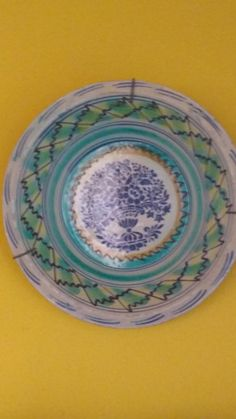 Barreño cerámica valenciana.